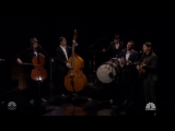 The Avett Brothers - No Hard Feelings (The Tonight Show Starring Jimmy Fallon - 2018-01-24)
