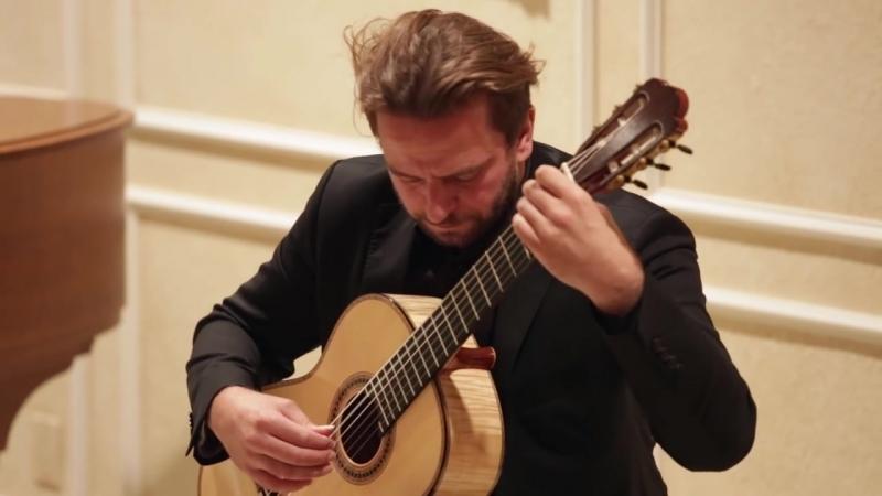 Heitor Villa-Lobos - Five Preludes (Marcin Dylla)