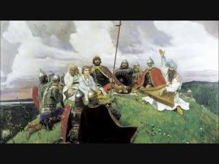 """А. П. Бородин(12.11.1883-27.02.1887) - Симфония №2 (_""""Богатырская_"""") - Анданте"""