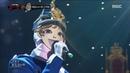 [King of masked singer] 복면가왕 - 'royal guard' 2round - FOOL 20180422