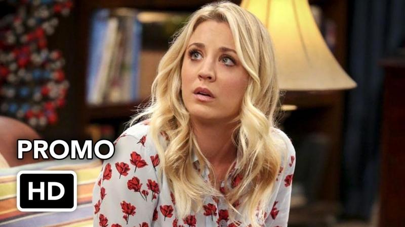 The Big Bang Theory 11x21 Promo