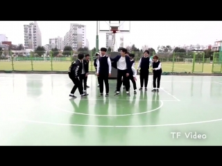 The Face video Кавер на Seventeen - Mansae