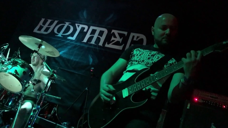 WORMED - Live @ California Deathfest IV - 2018