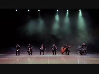 Гастроли Государственного ансамбля казачьей песни
