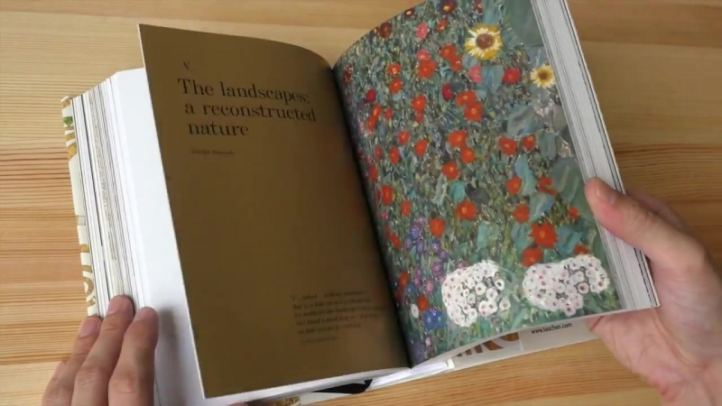 Gustav Klimt- Drawings and Paintings (small edition) » Freewka.com - Смотреть онлайн в хорощем качестве