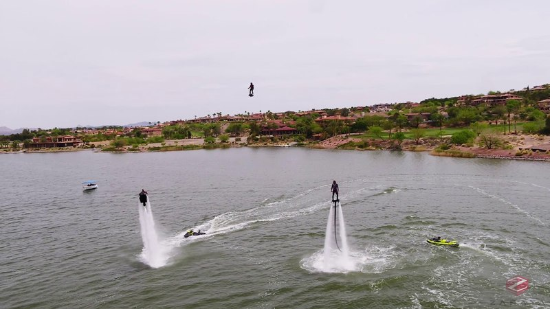 FLYBOARD, FLYRIDE AND CRAZY FLYBOARD AIR !