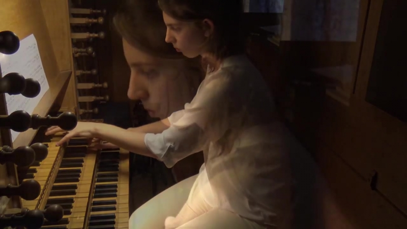 664 J. S. Bach - Chorale prelude Trio super Allein Gott in der Höh sei Ehr, BWV 664 - Francesca Ajossa