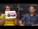 Vídeo Chris Pratt em VINGADOR ou COMIDA