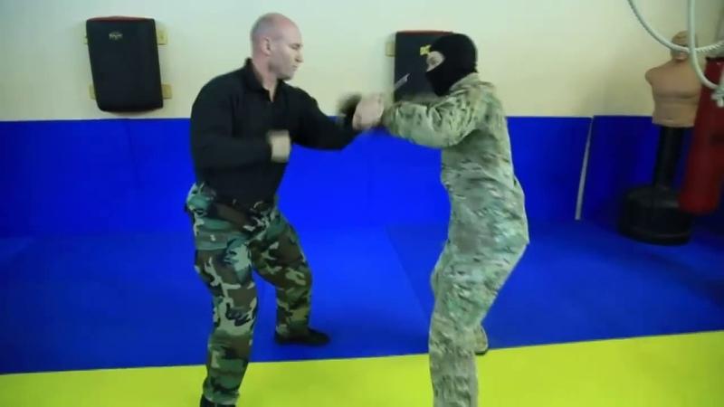 Ножевой бой - Александр Кистень 1