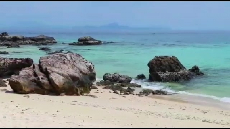 Майтон частный остров