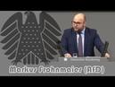 Hammer-Rede von Markus Frohnmaier (AfD): Der UN-Migrationspakt ist ein Umsiedlungsprogramm