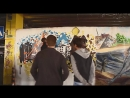 Фестиваль граффити Гаражи фест 2014 в ТРЦ Сургут Сити Молл