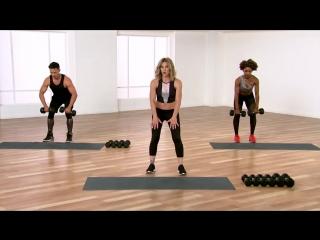Jillian Michaels - Lift amp Shred. Level 1 Джиллиан Майклс - Силовая тренировка для всего тела (1 уровень)