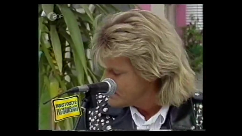 Blue System - Love Is Such A Lonely Sword (ZDF, Fernsehgarten, 09.09.1990)
