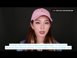 [рус.саб] Dayoung Cherry Blossom Crush Makeup