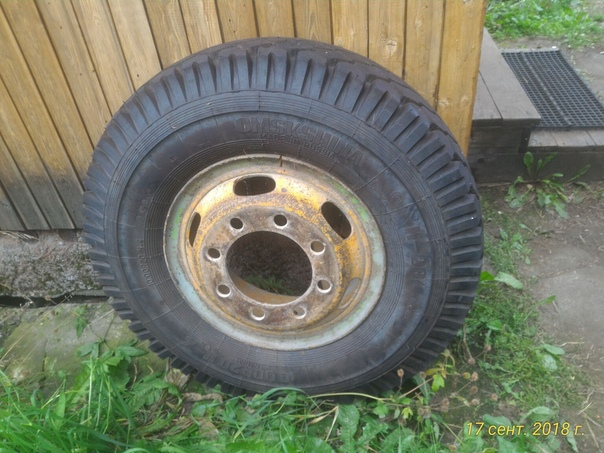 Продам грузовое колесо 10