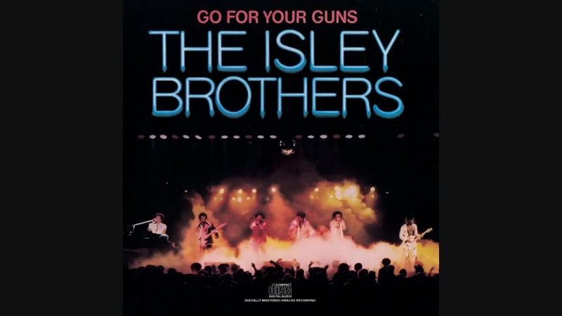 The isley brothers ★ footsteps in the dark ★ part s ★ 1 ★ 2
