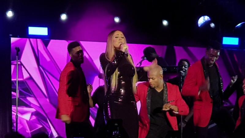 Emotions - Mariah Carey (Live in Borobudur 2018)