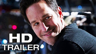 ANT-MAN AND THE WASP Scott Helps Avengers Trailer NEW (2018) Ant Man 2 Movie HD
