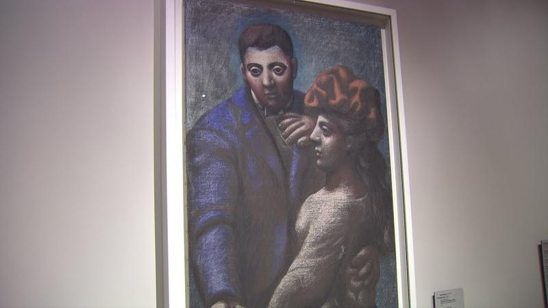«Пикассо и Хохлова»: в Москве открылась выставка про любовь испанского художника и русской балерины