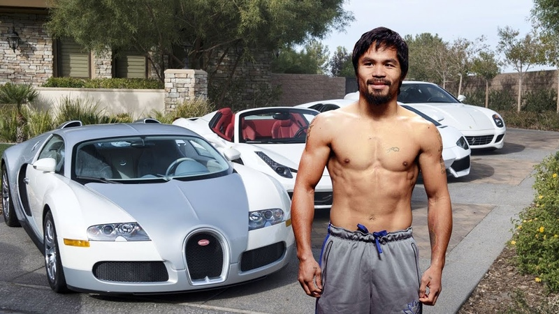 The Rich Life Of Manny Pacquiao 2018
