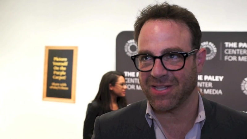 PRISON BREAK Red Carpet Interview with Paul Adelstein