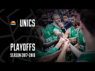 VTB League Playoffs 2018 Preview UNICS Kazan