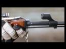 Завораживающая работа механизмов АК-74