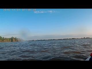 по Волге на каяке сплав до каспийского моря 2
