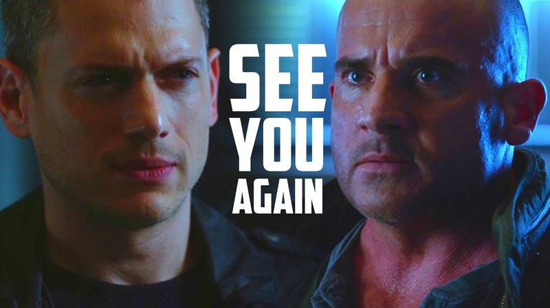 Leonard Snart and Mick Rory | Legends of Tomorrow | See You Again
