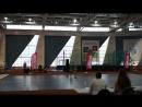 2018-02-04 .Чемпионат по чир- спорту. Чир-джаз двойка