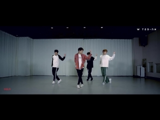 [SPECIAL VIDEO] NUEST W(뉴이스트 W) - Dejavu Dance Practice (Fix Ver.) [Mirrored]