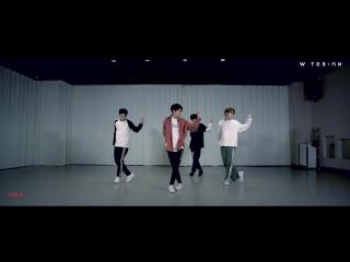 [SPECIAL VIDEO] NUEST W(뉴이스트 W) - Dejavu Dance Practice (Fix Ver.) [Mirrored]
