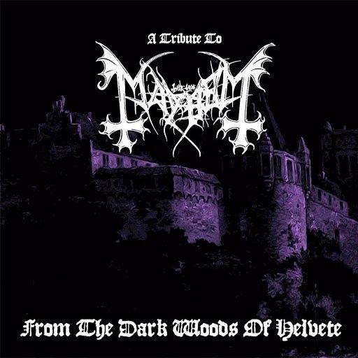 Mayhem альбом De Mysteriis Dom Sathanas (feat. Dark Forest)