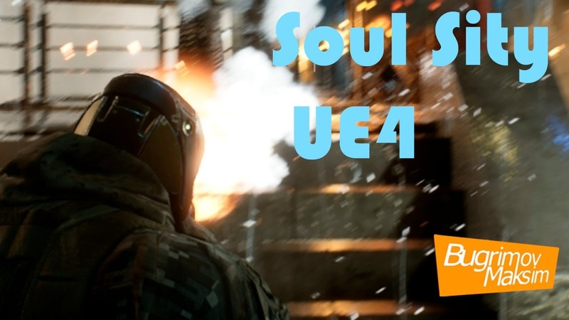 Customized soldier Test Epic Skeleton with Advanced TPS Inventory Pack in Soul Sity