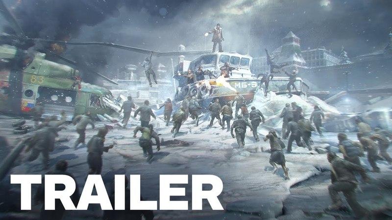 World War Z (PS4) Cinematic Gameplay Trailer