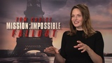 Rebecca Ferguson Was Pregnant While Filming 'Mission Impossible - Fallout'