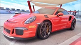 FWD Converted Porscvhe 911 (991.1) GT3 RS at Dream Racing Las Vegas.