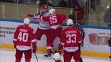 Моменты 20172018 Бой КХЛ Потапов VS Артём Сергеев 24.01