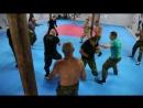 Комплексная подготовка S.P.A.S., от рукопашного боя к ножу и обратно!