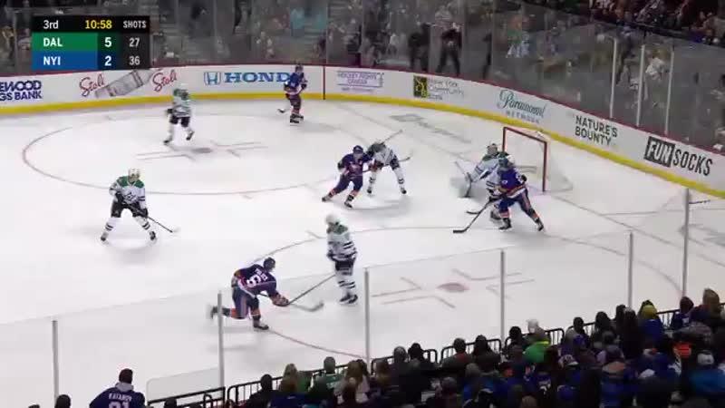 100 шайба Радулова в НХЛ