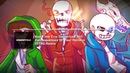 Bad Time Trio Undertale AU - Phase 2 Consequences Of Your Actions NITRO Remix