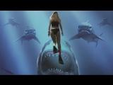 НОВЫЕ ФИЛЬМЫ УЖАСОВ - Глубокое синее море 2 (2018)