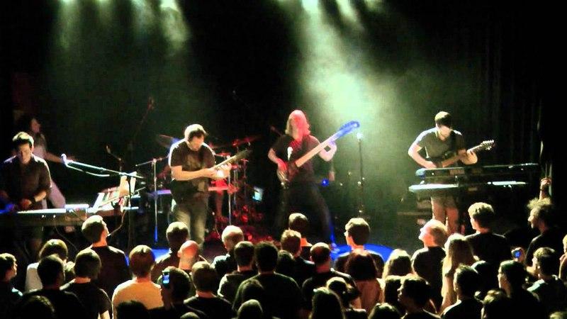 HAKEN - VISIONS - LIVE @ DAS RIND, RÜSSELSHEIM, 2012