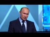 Владимир Путин выступил на VIII Московском урбанистическом форуме Мегаполис будущего. Новое пространство для жизни, проходящем