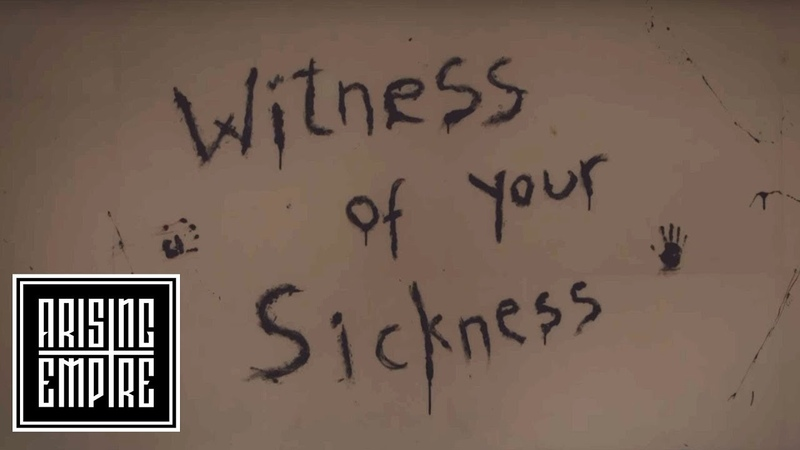 COLD SNAP - Witness Of Your Sickness [feat. Eddie Berg] (OFFICIAL VIDEO)