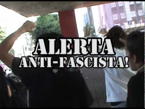 Alerta Anti-Fascista! Contra Bolsonaro, contra os grupos nazi-fascistas!