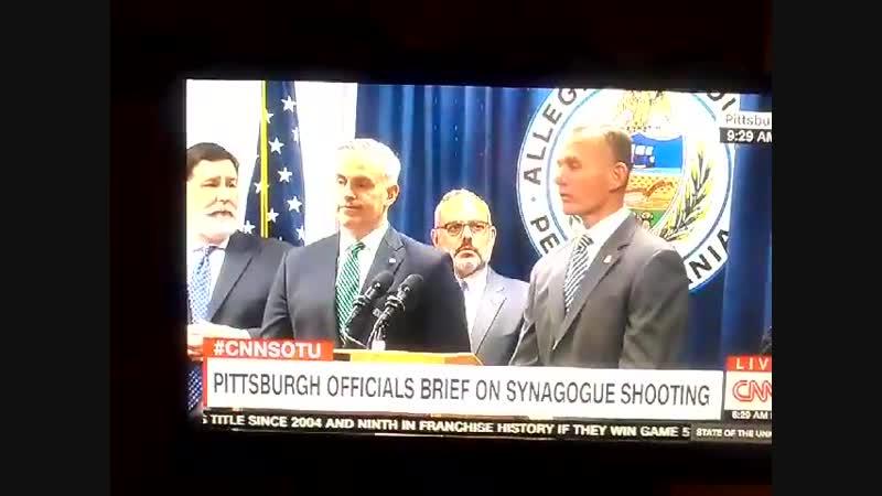 Pittsburgh Synagogue Shooting Hoax