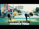 Dancehall in Korea   The Officer Tip Pon It   Judance team