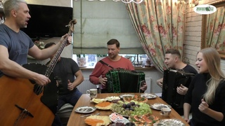 Душевная песня от ансамбля Александра Заволокина